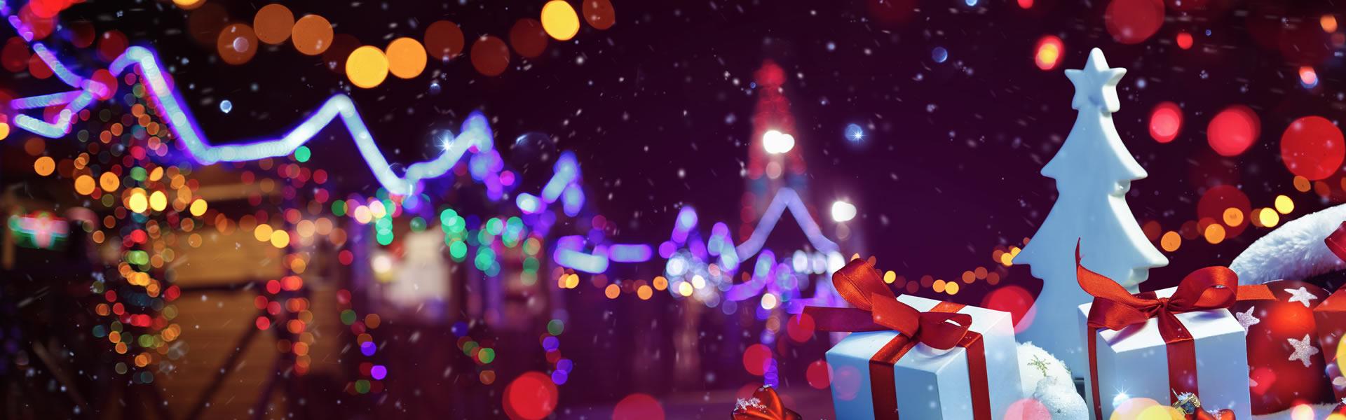 East Kilbride Village Christmas Lights Switch On