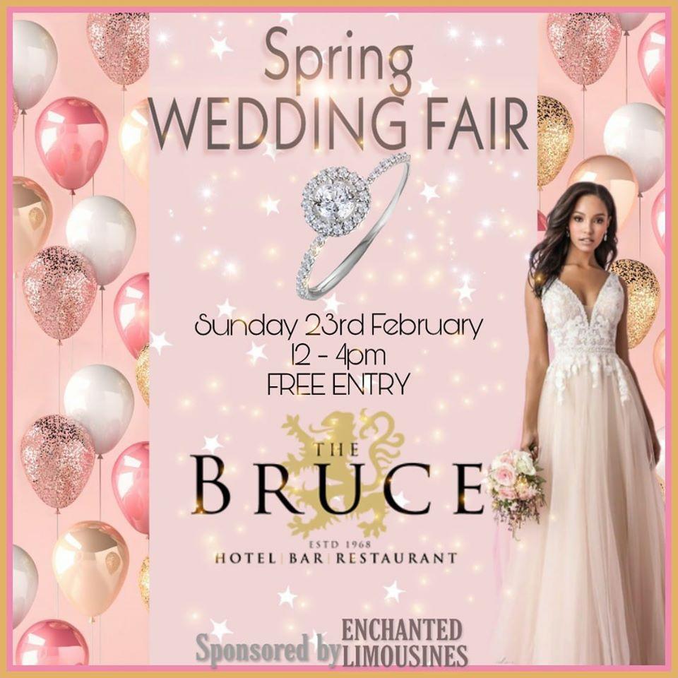 Spring Wedding Fairs in EK, Glasgow
